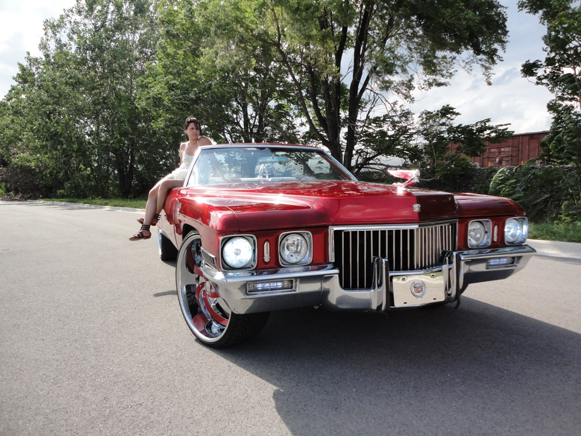 Another DUBvilleStunner 1971 Cadillac DeVille post... - 10621805
