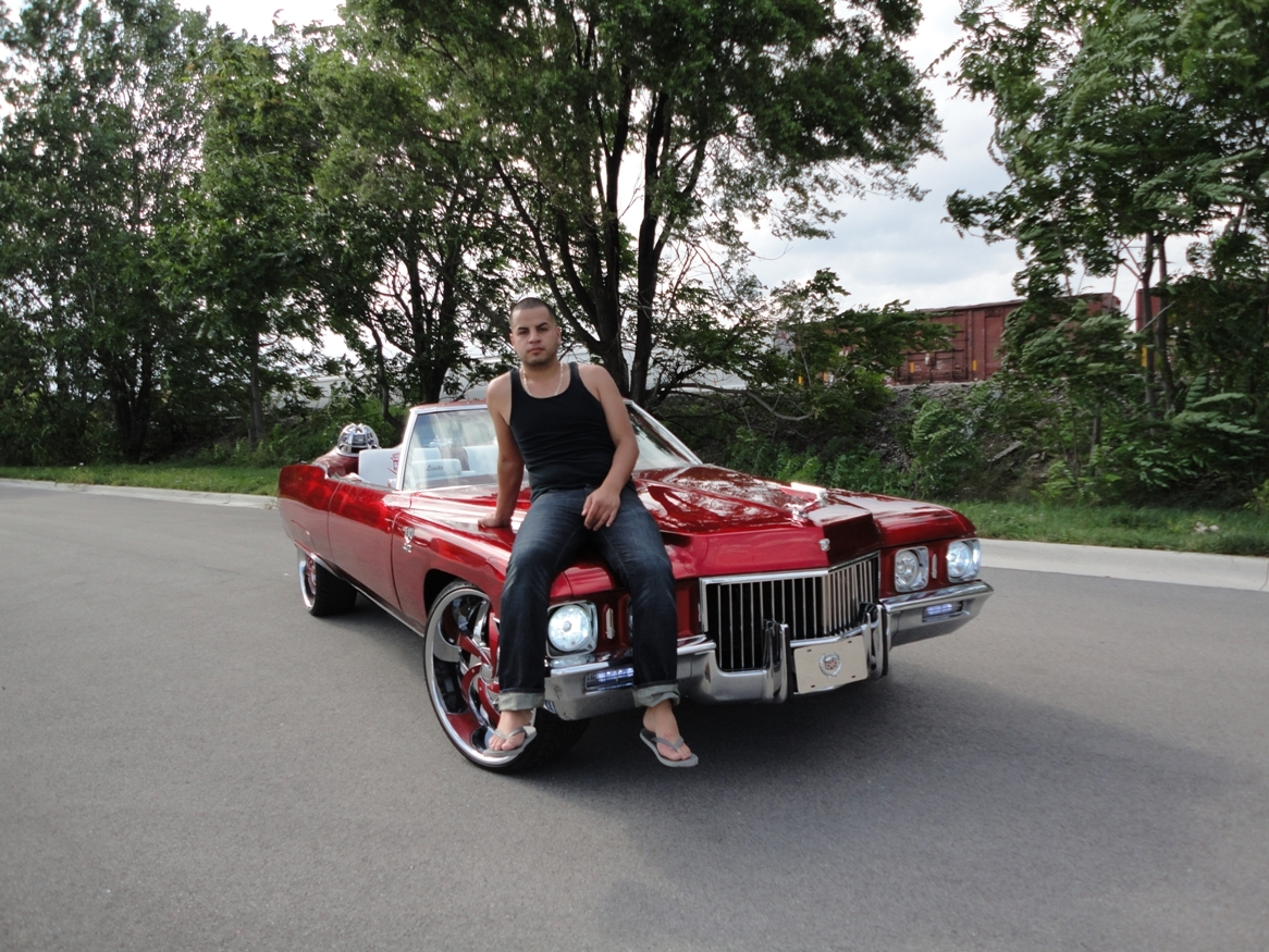 Another DUBvilleStunner 1971 Cadillac DeVille post... - 10621812