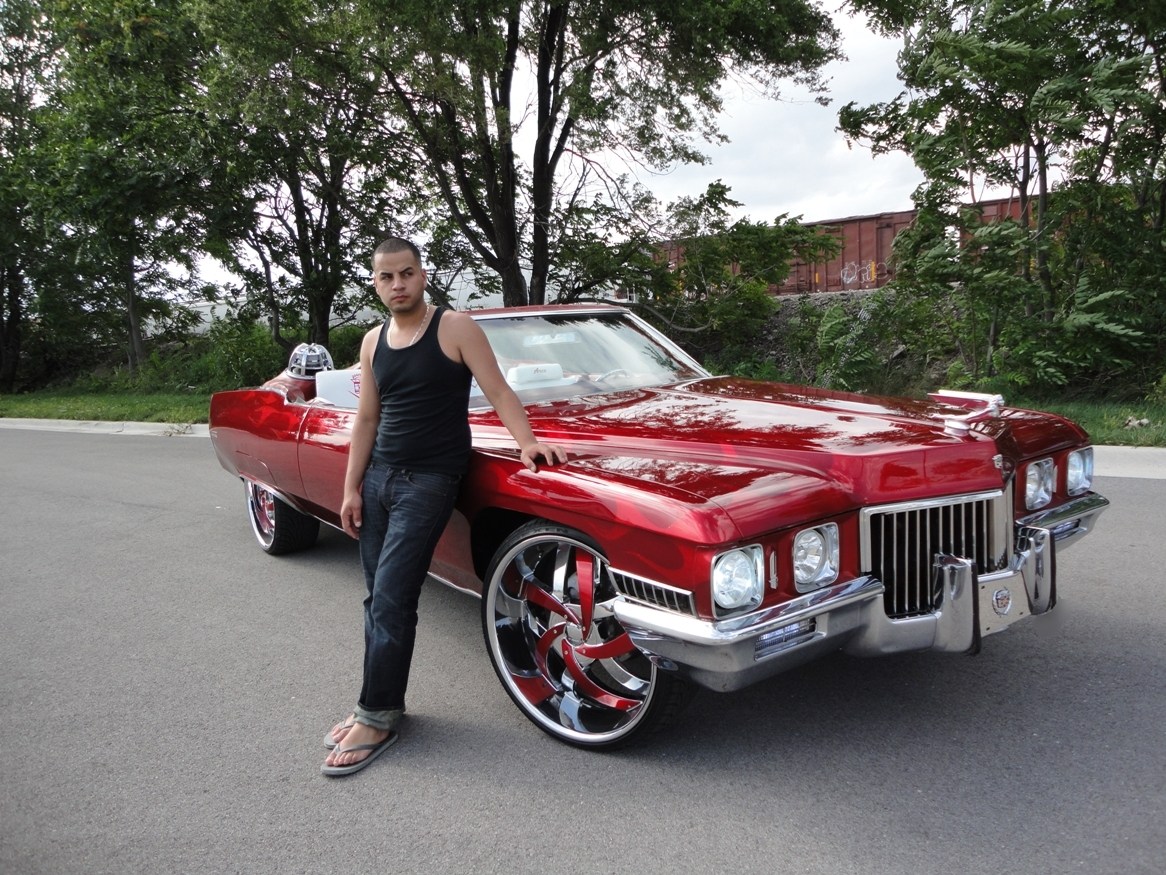 Another DUBvilleStunner 1971 Cadillac DeVille post... - 10621813