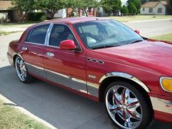mrpooh24s 1998 Lincoln Town Car