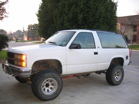 nicks93Kblazer 1993 Chevrolet Blazer 9322737