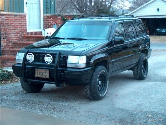 Another 85Chief 1995 Jeep Grand Cherokee post... - 9322600