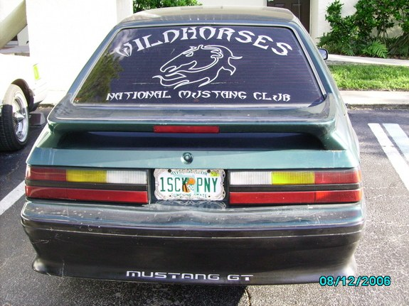 Another 1sicazzpony 1992 Ford Mustang post... - 9324208