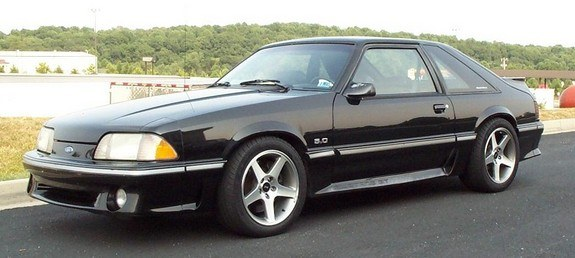 Mustang69cp 1992 Ford Mustang Specs Photos Modification Info At