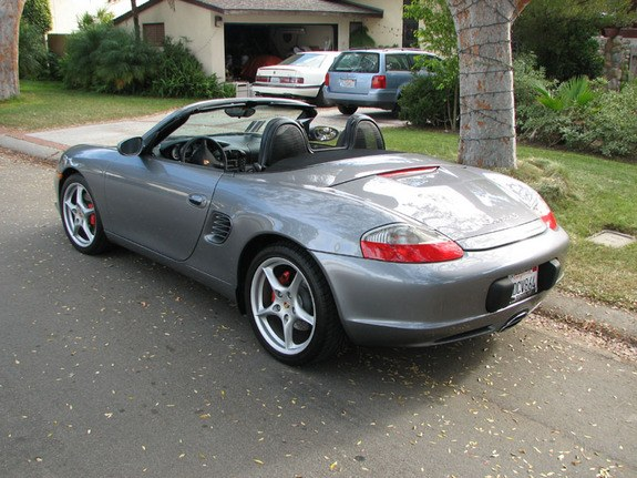 Another thehpw 2003 Porsche Boxster post... - 9324213