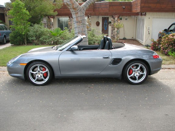 thehpw 2003 porsche boxster specs photos modification. Black Bedroom Furniture Sets. Home Design Ideas