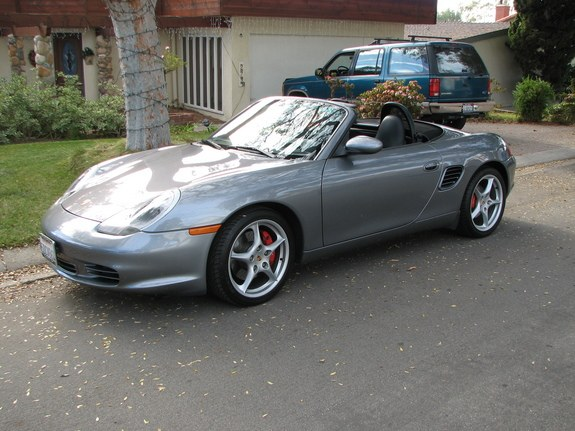 Another thehpw 2003 Porsche Boxster post... - 9324215