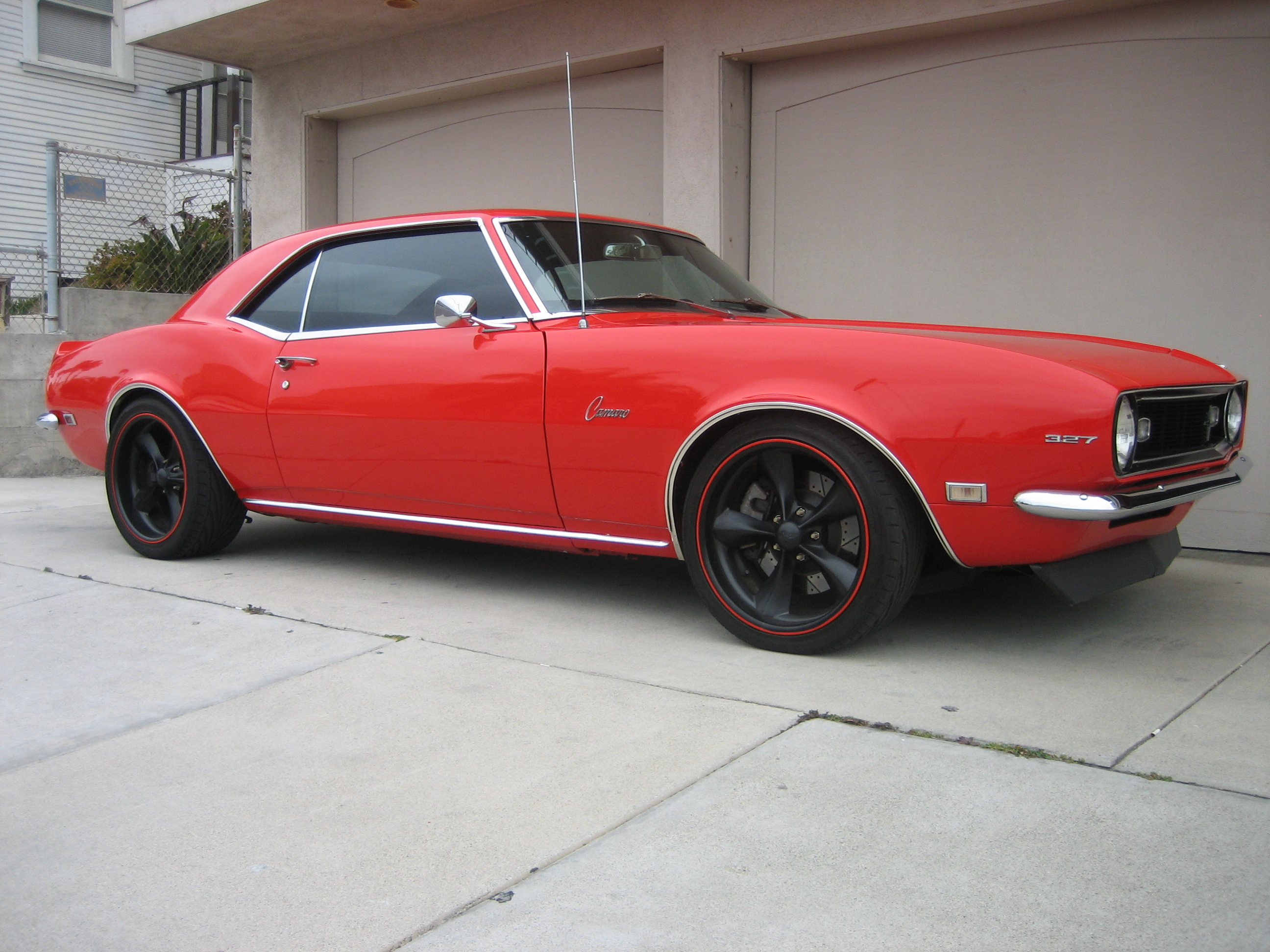 Another thehpw 1968 Chevrolet Camaro post... - 5561558