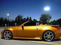 LUCKYLUKs 2005 Nissan 350Z