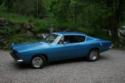HDFXDXs 1969 Plymouth Barracuda