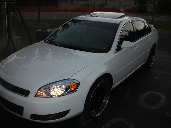 Mr_Jamaica 2007 Chevrolet Impala 10626149