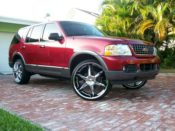 Another lornec 2003 Ford Explorer post... - 10626680