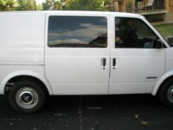 mobomans 1997 Chevrolet Astro