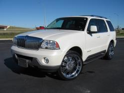 mrpleases 2005 Lincoln Aviator