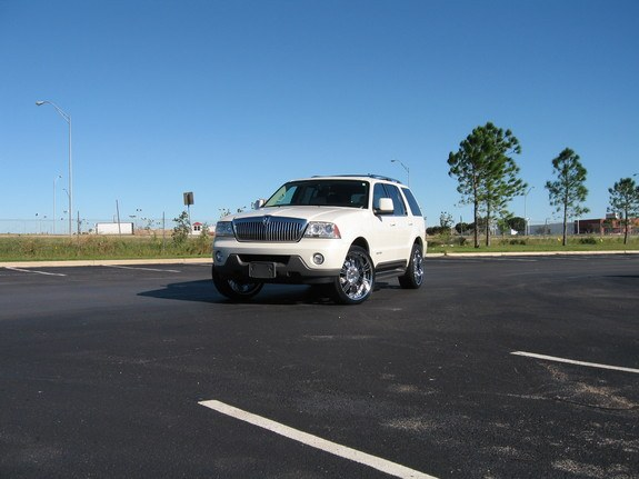 Another mrplease 2005 Lincoln Aviator post... - 10627782