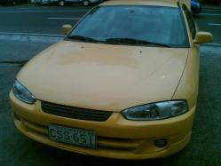 johnmontess 2002 Mitsubishi Mirage