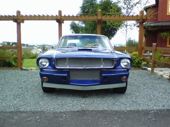 Paul289 1965 Ford Mustang Specs Photos Modification Info