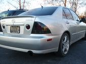Speed03lexs 2003 Lexus IS-Series