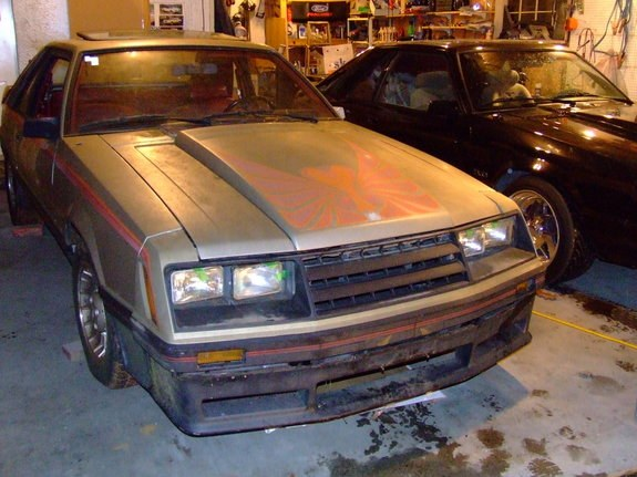 Greentree 1981 Ford Mustang