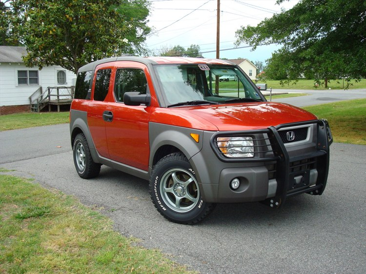 sr597runner 2003 Honda Element Specs, Photos, Modification ...