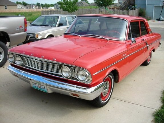 Sonichero16 1964 Ford Fairlane 10631779