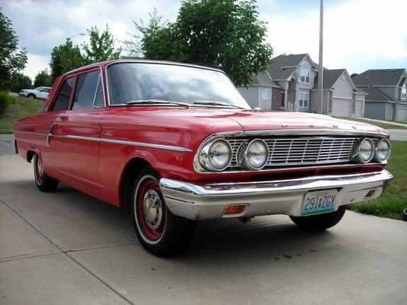 Sonichero16's 1964 Ford Fairlane