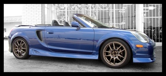 Another girlygirlmirage 2000 Toyota MR2 post... - 10632276