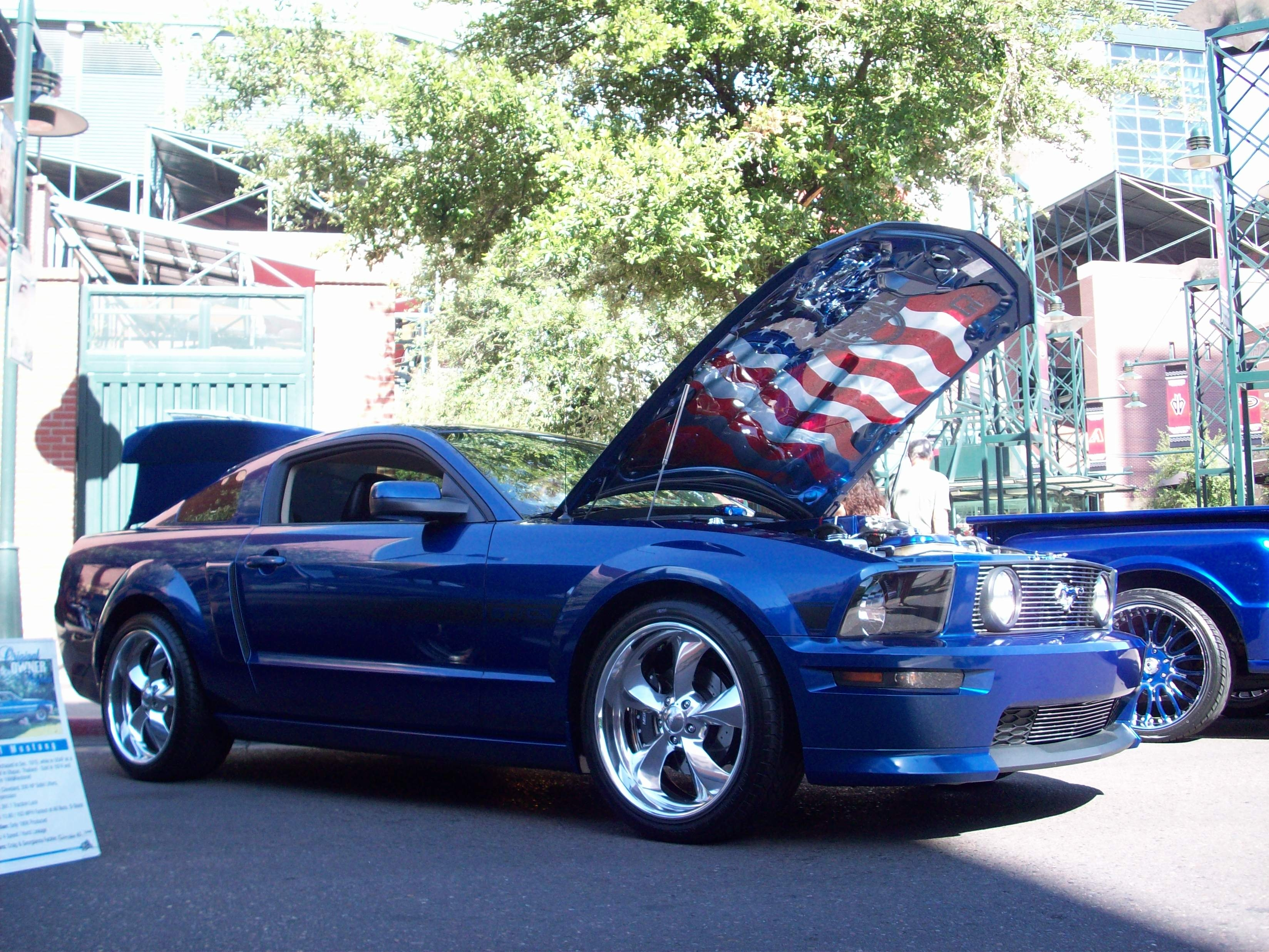 wheeln 2007 Ford Mustang