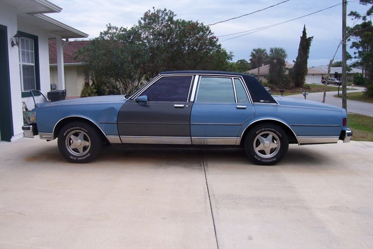 Another BlueBrougham88 1988 Chevrolet Caprice post... - 10634392