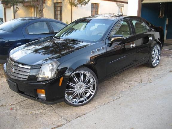 cadillacncar 2004 cadillac cts specs photos modification. Black Bedroom Furniture Sets. Home Design Ideas
