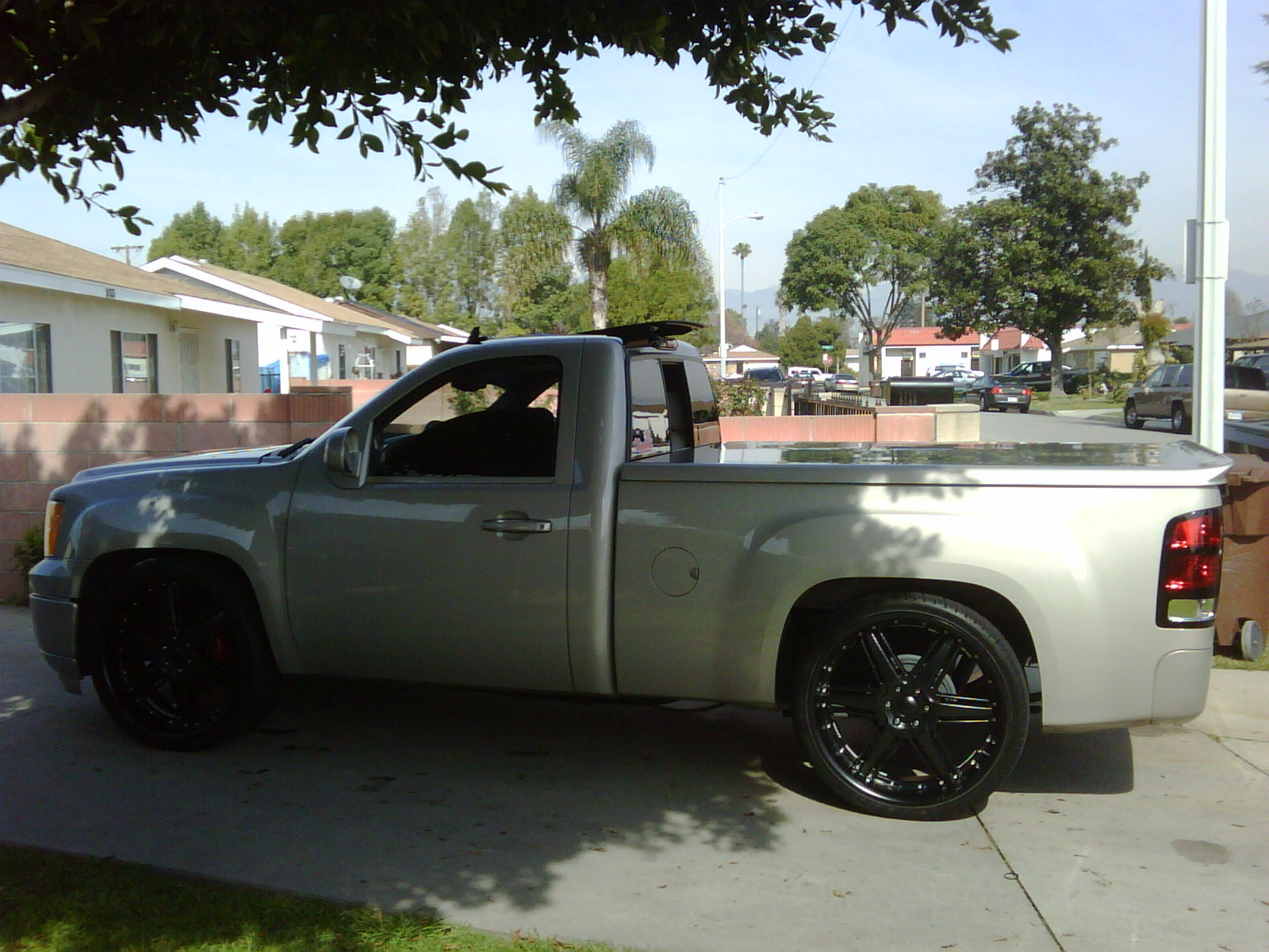 Sickest Shorty on 26s!!!