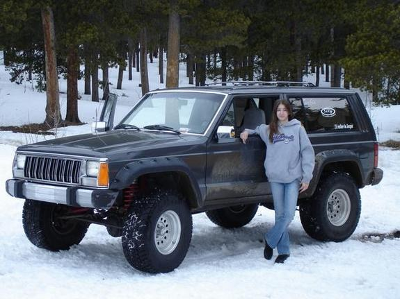 89xjgirl 1990 jeep cherokee specs photos modification info at cardomain. Black Bedroom Furniture Sets. Home Design Ideas
