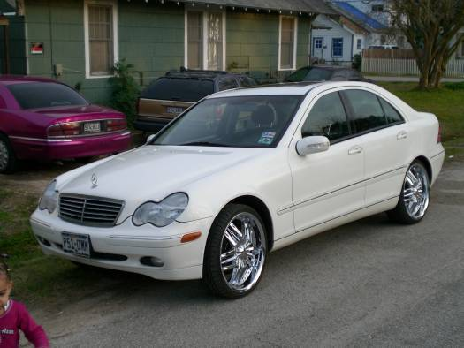 rick64impala 2003 mercedes benz c class specs photos modification info at cardomain. Black Bedroom Furniture Sets. Home Design Ideas