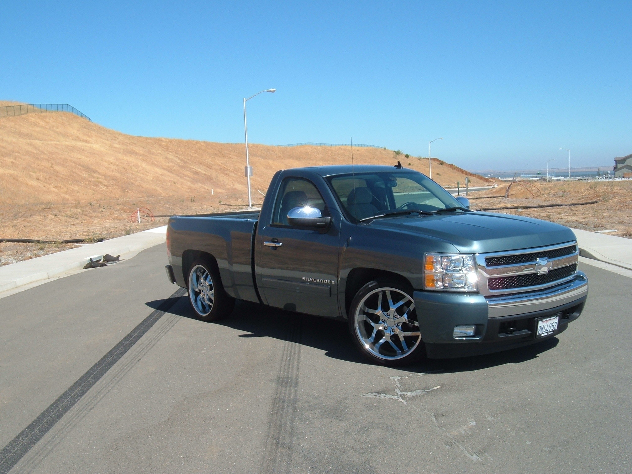 cobraeater 2007 chevrolet silverado 1500 regular cab specs. Black Bedroom Furniture Sets. Home Design Ideas