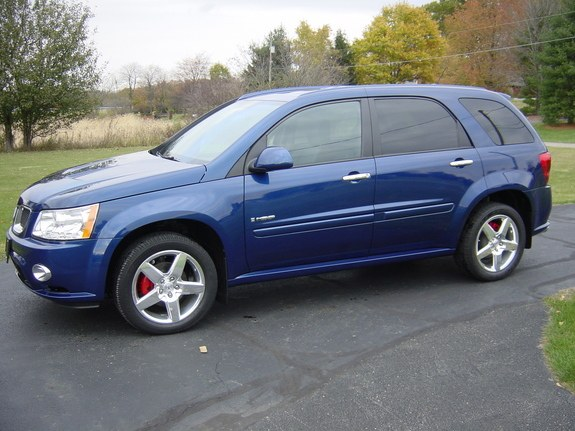 G6droptop 2008 Pontiac Torrent Specs Photos Modification Info At Cardomain