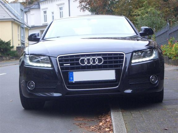 Another spectator 2007 Audi A5 post... - 10638440
