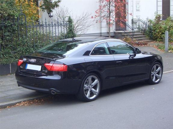 Another spectator 2007 Audi A5 post... - 10638442