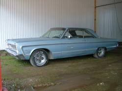 HDFXDXs 1966 Plymouth Fury