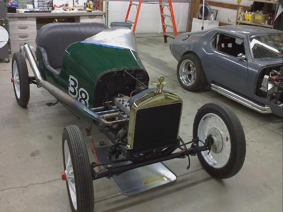 Another ADDGarage 1921 Ford Model T post... - 10642794
