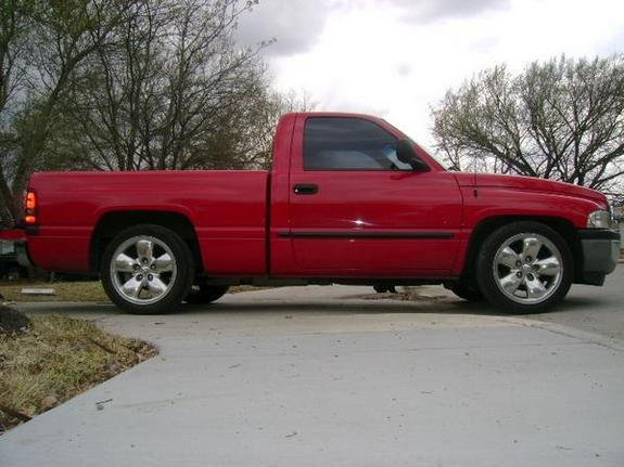 Big Red Dodge 2001 Dodge Ram 1500 Regular Cab Specs