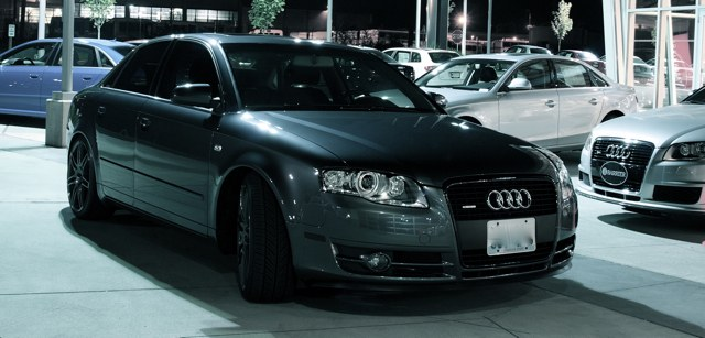 Another muffinmanXL 2007 Audi A4 post... - 10644622