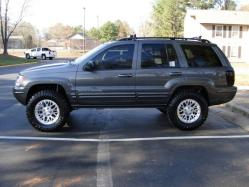 CrazyCraig0516 2002 Jeep Grand Cherokee