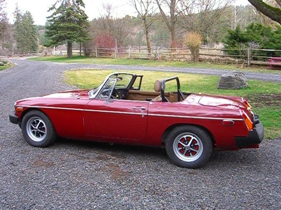 Another ADDGarage 1979 MG MGB post... - 10703454