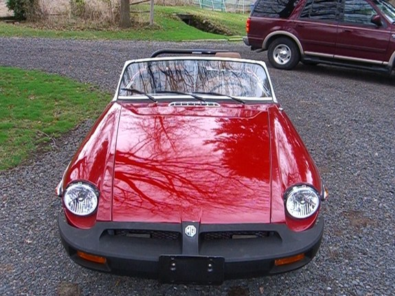 Another ADDGarage 1979 MG MGB post... - 10703455