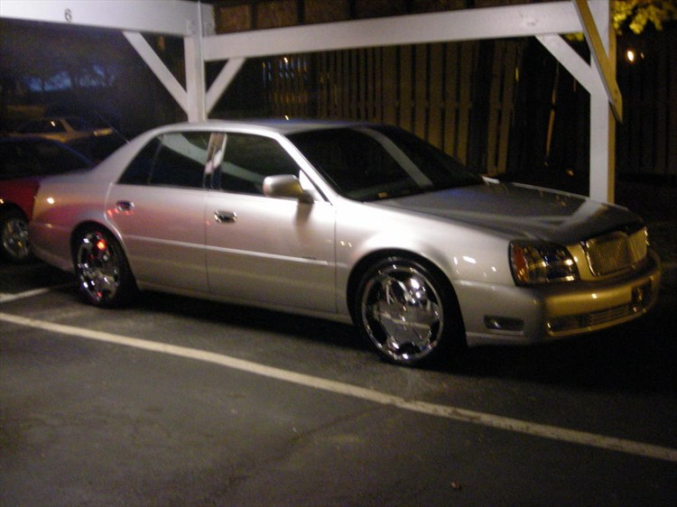 Another freddyb3000 2002 Cadillac DTS post... - 10672631