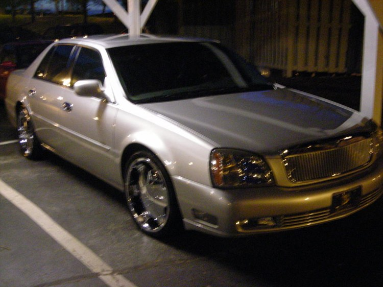 Another freddyb3000 2002 Cadillac DTS post... - 10672633