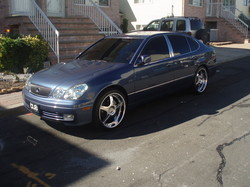 On420Zs 2004 Lexus GS