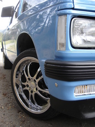 Toolow2gos 1991 GMC Sonoma Club Cab