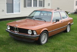 jim-haddads 1979 BMW 3 Series