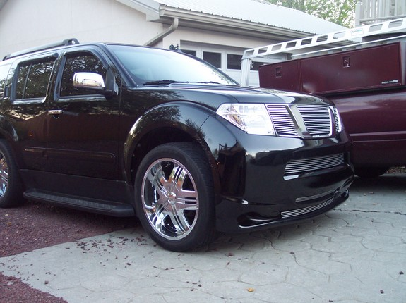 Djkryptonite 2005 Nissan Pathfinder Specs Photos